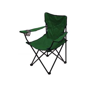 CATTARA Židle kempingová skládací BARI zelená CATTARA