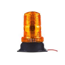WL29LED LED maják, 9-24V, oranžový, 30x LED, ECE R10 LED pevná montáž