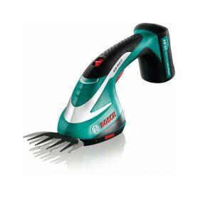 BOSCH Akumulátorové nůžky na trávu Bosch AGS 10,8 LI, 0600856100 - 1x použito