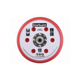 FORTUM EX4795038A Nosič kotoučů, suchý zip, O150mm Brusky
