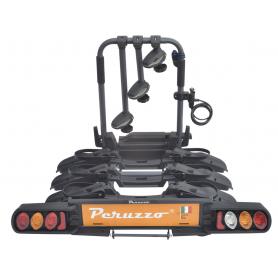 Peruzzo nosič PURE INSTINCT na tažné zařízení, pro 3 kola
