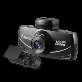 DOD LS500W+ Dual 1080P FULL HD kamera s GPS Dvoukanálové záznamové kamery