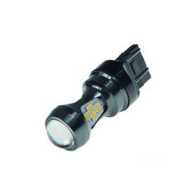 95245 LED T20 (7443) bílá, 12-24V, 16LED/3030SMD Patice T20