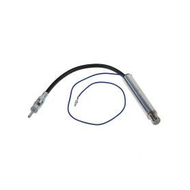 ISO-DIN adaptér anténa-napájení