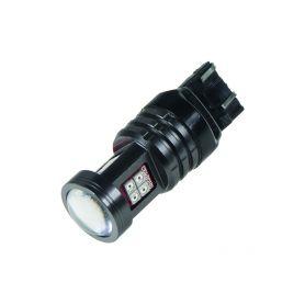 95247RED LED T20 (7443) červená, 12-24V, 15LED/2835SMD Patice T20