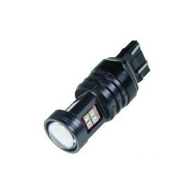 95247ORA LED T20 (7443) oranžová, 12-24V, 15LED/2835SMD Patice T20