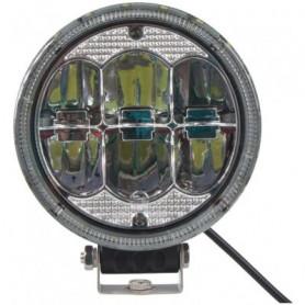 wld602 x LED světlo přídavné/pracovní kulaté, 10-30V, ECE R112 Výprodej - světla