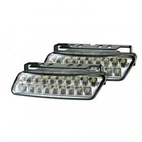 LED světla DRL 10 Výprodej - světla