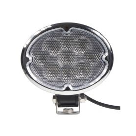 WL-CREE27OV LED světlo oválné, 9x3W, 147x150x73mm pracovní Pracovní světla a rampy