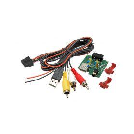 248840 C USB+JACK konektor Hyundai USB/AUX kabely