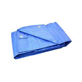 GEKO G01968 Plachta nepromokavá STANDARD modrá, 10x12m, Plachty