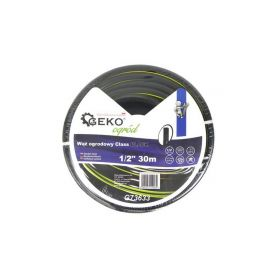 """GEKO G73633 Hadice zahradní černá 1/2"""", 30 m Zavlažovací prostředky"""