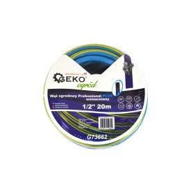 """GEKO G73662 Hadice zahradní PROFESSIONAL PLUS modrá 1/2"""", 20 m Zavlažovací prostředky"""
