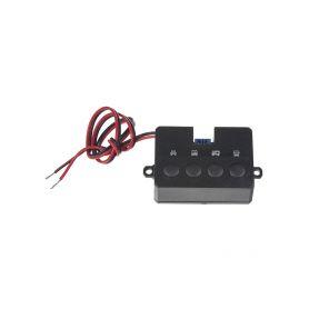CarClever YATOUR - ovládání USB zařízení OEM rádiem Fiat Blaupunkt/AUX vstup 1-55xcfa001