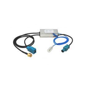 Adaptiv 220491 TMC ant.rozbocovac signalu - FAKRA Adaptiv - OEM navigace a multimedia rozšíření