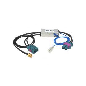 Adaptiv 220492 TMC ant.rozbocovac signalu - FAKRA Adaptiv - OEM navigace a multimedia rozšíření