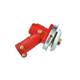 GEKO Převodovka úhlová pro křovinořez, 7 zubů 26 mm - náhradní díl GEKO