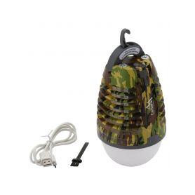 CATTARA 13179 Svítilna PEAR ARMY nabíjecí + lapač hmyzu Camping, outdoor