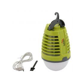 CATTARA 13180 Svítilna PEAR nabíjecí + lapač hmyzu Camping, outdoor