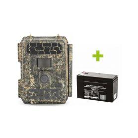 OXE 2102-064 Panther 4G + externí akumulátor, napájecí kabel a 32GB SD karta zdarma Fotopasti