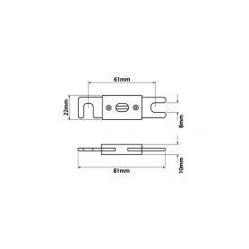 Stupňovité vrtáky GEKO 4-g38500 Vrták stupňovitý, 4-32mm, stupňování po 2mm, 15 otvorů, stopka 10mm, TiN GEKO