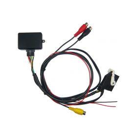 MI093 adaptér A/V výstup pro OEM navigaci VW RNS-510 (MFD3) AV adaptéry Audi Škoda VW