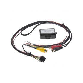 adaptér A/V výstup pro OEM navigaci VW RNS-510 (MFD3) se zpětnou kamerou nebo TV tunerem