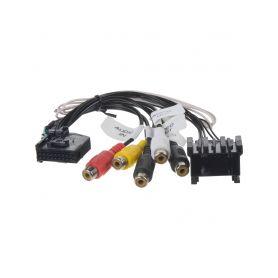 AIBMW01 Adaptér AV vstup/výstup pro navigaci BMW s TV tunerem Pouze AUDIO