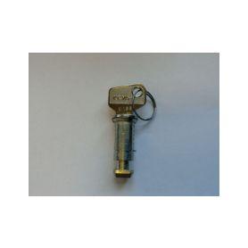 Zámek CRUZ 1ks číslo 114 Zámky a klíče k nosičům
