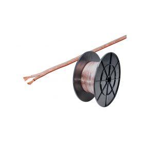 232204 100 RCA 25 kabel repro 2x2,5mm² - role Montážní kabely