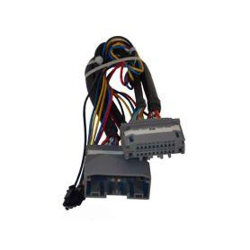 TVF-12 Kabeláž Chrysler, Jeep pro připojení modulu TVF-box01 (Navi MYGIG) Odblok obrazu