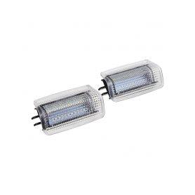RZTY01 LED osvětlení SPZ do vozu Toyota Prius, Camry, Land Cruiser, Lexus IS250, ISF, RX330 Pro osvětlení SPZ