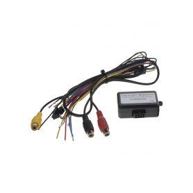 MI099 adaptér A/V vstup pro OEM navigaci VW Phaeton/Bentley AV adaptéry Audi Škoda VW