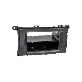 Autorádia s CD / MP3 / USB  1-kd-x162 JVC autorádio bez mechaniky/USB/AUX/červené podsvícení/odnímatelný panel