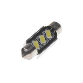 9523006CB LED sufit (36mm) bílá, 12V, 3LED/5630SMD s chladičem Patice sufit