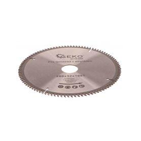 GEKO G78100 Kotouč řezný na hliník + redukce, 200x32 mm 100T Pilové kotouče