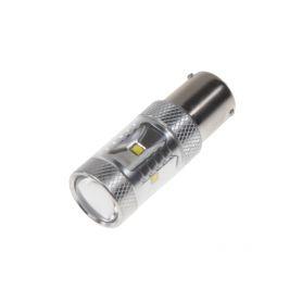 95C-BAU15S-30W CREE LED BAU15S 12-24V, 30W (6x5W) bílá Patice BAU15S