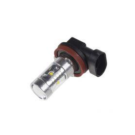 95C-H9-30W CREE LED H9 bílá, 12-24V, 30W (6x5W) Patice H9