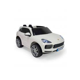 Injusa elektrické autíčko Porsche Cayenne Sport White 12V Elektrická vozítka
