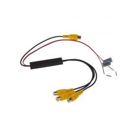 80032 Aktivní rozbočovač video signálu 1IN/3OUT Rozbočovače a přepínače