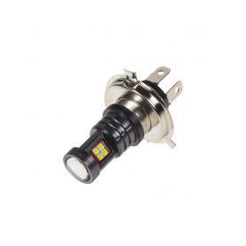 95H408 LED H4 bílá 10-50V, 15LED/2835SMD Patice H4