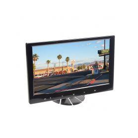 """IC-916T LCD monitor 9"""" černý do opěrky nebo palubní desku Na palubní desku"""