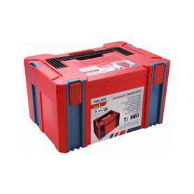 EXTOL-PREMIUM EX8856072 Box plastový, L velikost, rozměr 443x310x248mm, ABS - 1