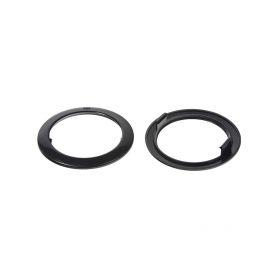 SJ-288E/10BLACK Redukční kroužek pro světla sj-288 černý 10mm Denní svícení UNI