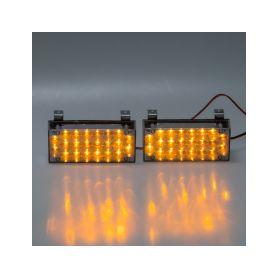 PREDATOR LED vnější, 12V, oranžový