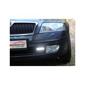 DRLSK01 LED světla pro denní svícení Škoda Octavia 2004-08, ECE Denní svícení OEM