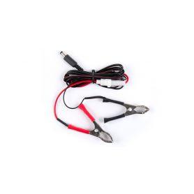 Deramax 180991 Kabel s klipy pro pripojeni k baterii Odpuzovače hlodavců