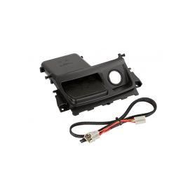 Inbay 870334 2 ® Qi nabijecka 15W Mercedes A / CLA / GLA Inbay - bezdrátové nabíjení