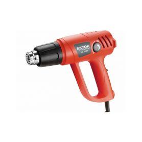 EXTOL-PREMIUM EX8894801 Pistole horkovzdušná, 2000W, 50 až 600°C, HG 20 ET, 8894801 - 1