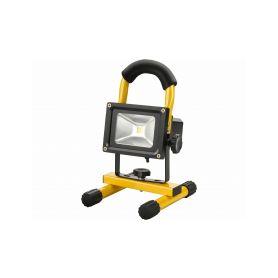 EXTOL-LIGHT EX43122 Reflektor LED 10W, nabíjecí, s podstavcem, 10W, 800lm, denní světlo, IP65, Li-ion - 1